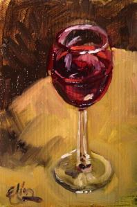 painting-of-a-glass-of-wine